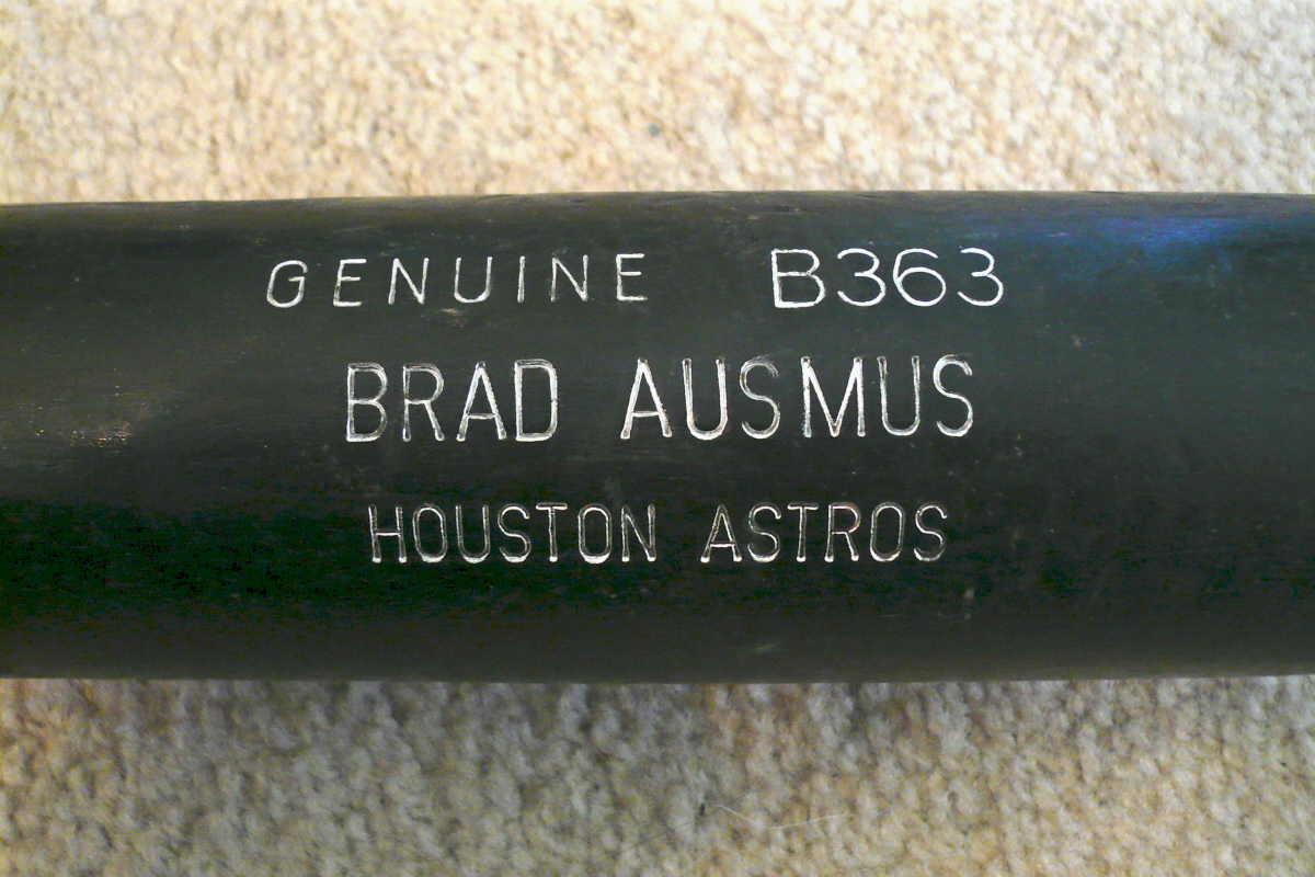 brad ausmus's bat