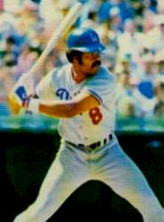 Reggie Smith on the Dodgers