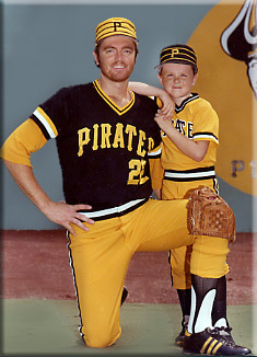 Bert Blyleven on the Pirates