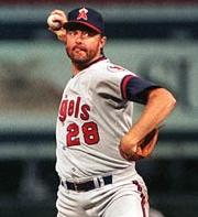 Bert Blyleven on the Angels