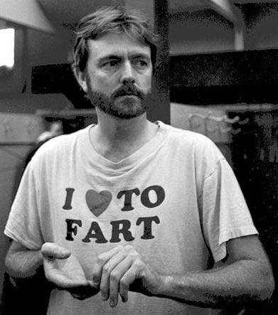 Bert Blyleven loves to fart