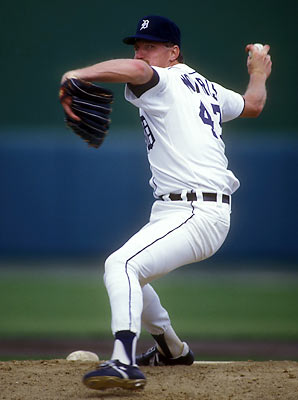 Jack Morris on the Tigers
