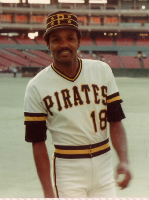 Omar Moreno - Pittsburgh Pirates