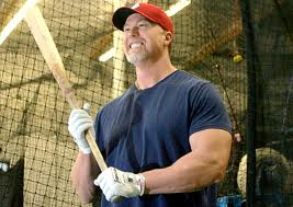 Mark McGwire post-steroids