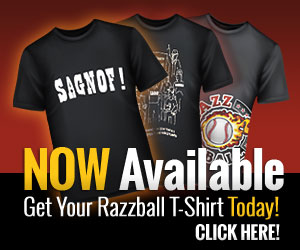 Get your Razzball T-shirt