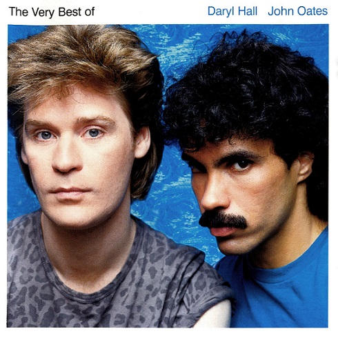 Daryl Hall & John Oates - The Very Best Of Daryl Hall & John Oates - Front