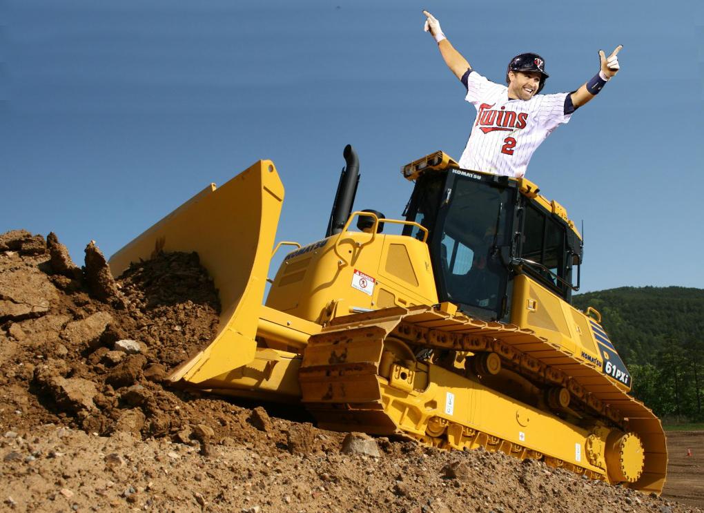 bulldozier